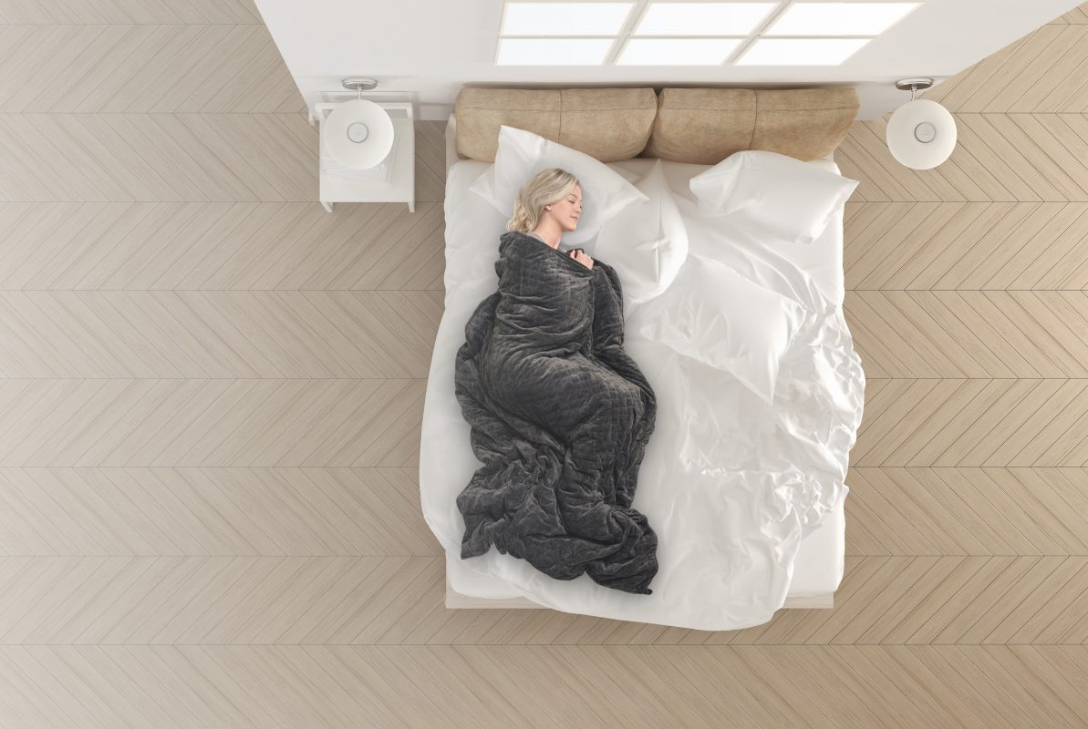 Best Weighted Blankets For Adults Anxiety Relief